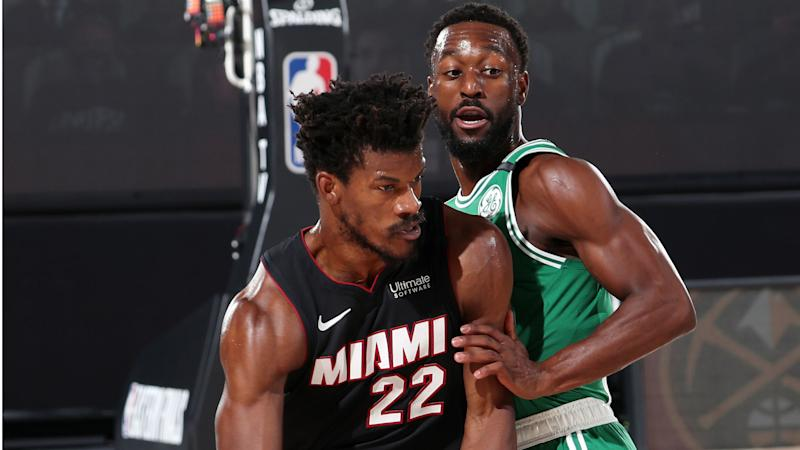 Jimmy Butler frustrated by Heat's slow starts: 'I think it gets old'