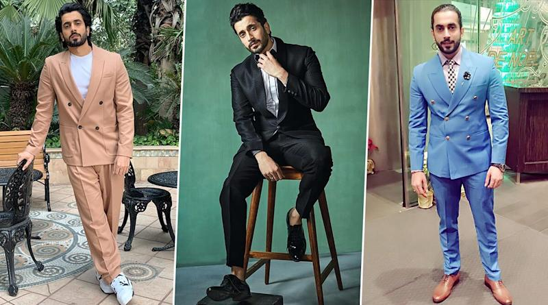 Sunny Singh Birthday Special: From Tailored to Quirky, 7 Dapper Outings Of The Actor That'll Steal Your Heart (View Pics)