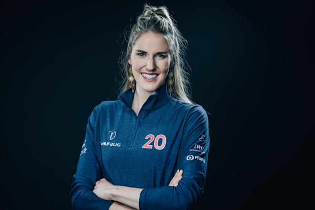 Injuries wrecked Missy Franklin's hopes of more Olympic glory (Laureus)