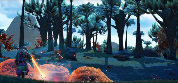 No Man's Sky Synthesis update has a bunch of VR improvements.