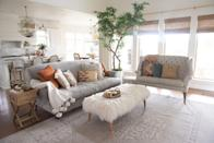"""<p>Believe it or not, you don't have to stick to the seasonal shopping section when it comes to fall decor. According to Heather Fujikawa of <a href=""""https://thehabitatstudio.com/"""" rel=""""nofollow noopener"""" target=""""_blank"""" data-ylk=""""slk:Habitat Studio"""" class=""""link rapid-noclick-resp"""">Habitat Studio</a>, you can find stylish items in other areas of your local home decor store, too. """"I found vases, candles, art, and other accessories in other parts of home decor stores that mixed up their seasonal offerings and layered it with other textures and interest that will also work year-round,"""" says Fujikawa.</p>"""