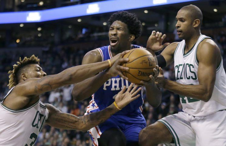 76ers To Play Celtics In London
