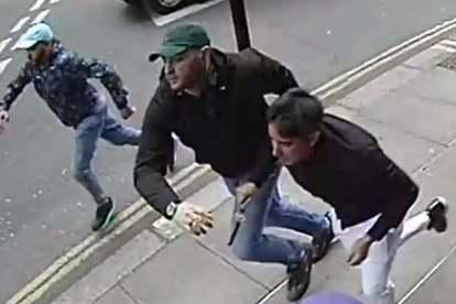 Three men being sought in connection with the robbery of a £115,000 watch: PA