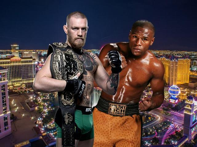 How Floyd Mayweather vs Conor McGregor transformed itself into boxing's answer to the Super Bowl