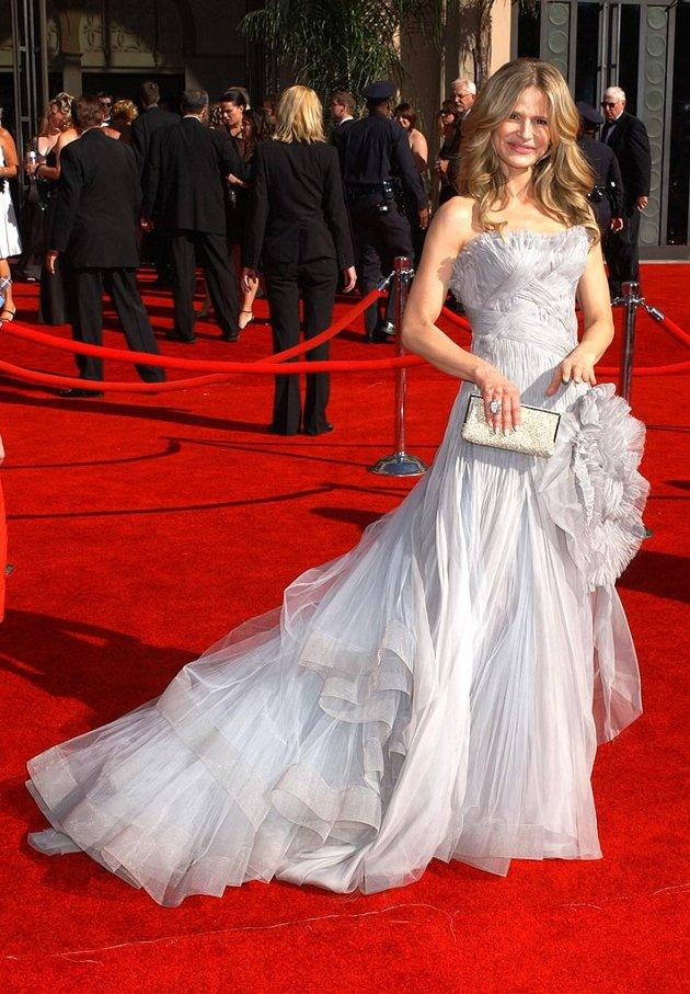 BEST: Kyra Sedgwick at the 58th Annual Primetime Emmy Awards in Los Angeles, California on August 27, 2006.
