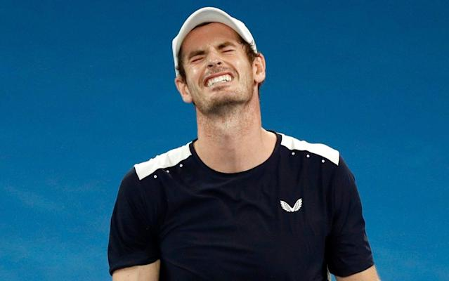 Andy Murray has a big decision to make - REUTERS