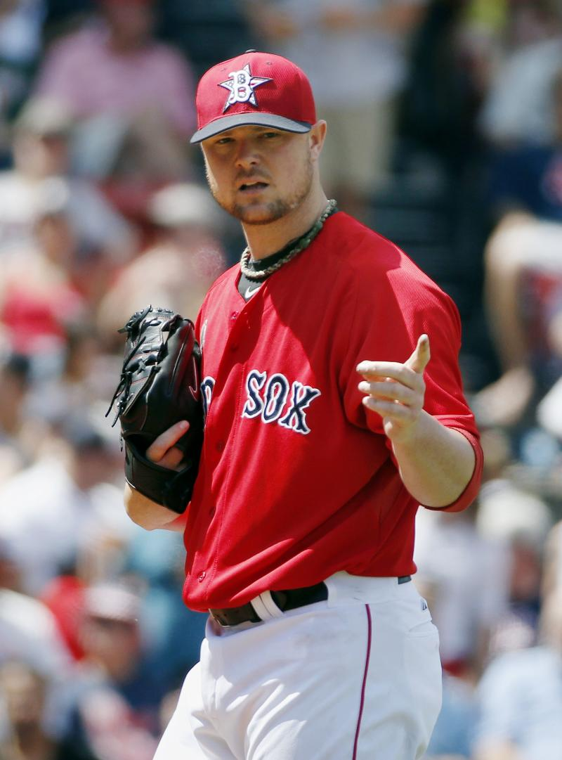 Jon Lester ready to help lead A's back to playoffs