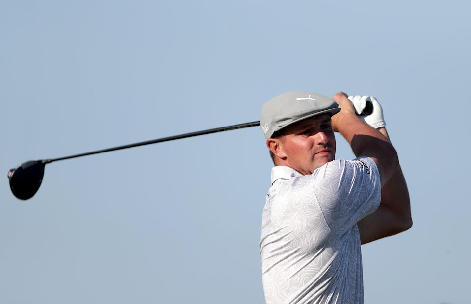 Bryson DeChambeau has been ruled out of the Tokyo Olympics after testing positive for Covid-19 (Richard Sellers/PA) (PA Wire)