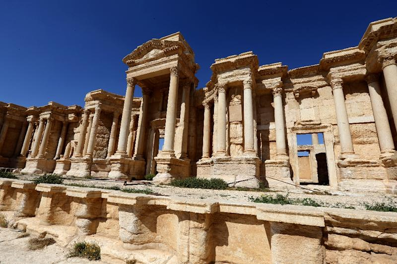 Syria's ancient city of Palmyra was designated a UNESCO world heritage site in 1980
