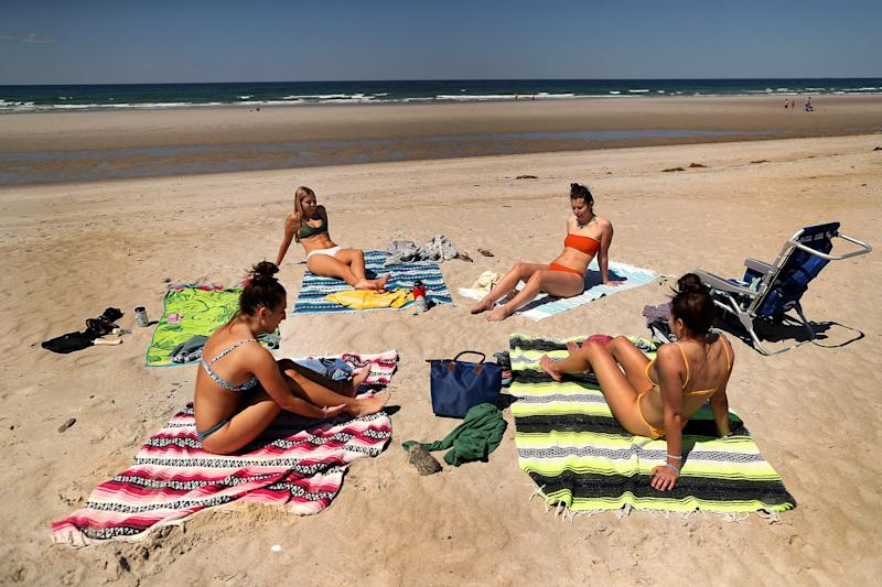 Cape Cod Beaches Aren't Ready For the Masses