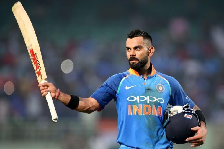 Virat Kohli was at the peak of his powers to take batsmanship to another level in 2018