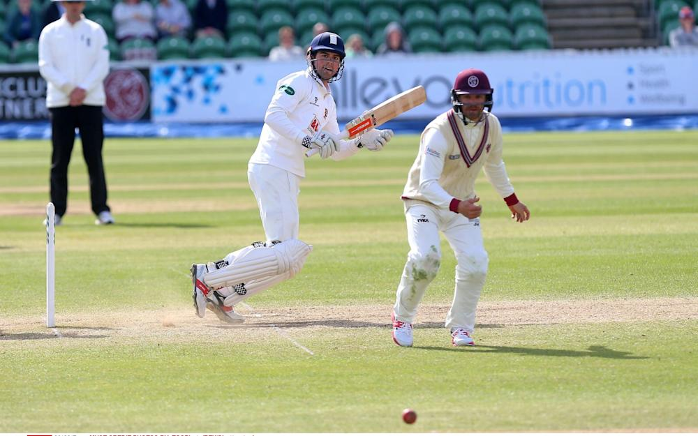 Somerset suffered defeat to Essex