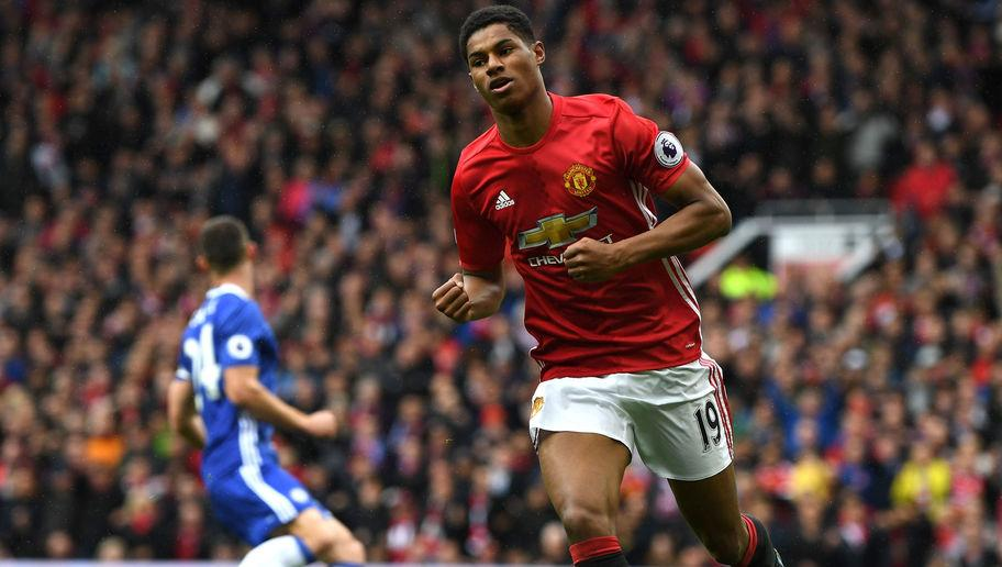 <p><strong>Minutes per goal ratio: 232.40</strong></p> <p><strong>Goals scored as a teenager: 10</strong></p> <br /><p>The latest sensation to emerge from the Manchester United academy, Marcus Rahsford exploded onto the scene last season, after scoring on his debut in the Europa League, before grabbing a brace in his first professional start.</p> <br /><p>The England international remains an important part of Jose Mourinho's first team plans and although playing second fiddle to Zlatan Ibrahimovic has limited his playing time this season, much is expected of Rashford in the future.</p>
