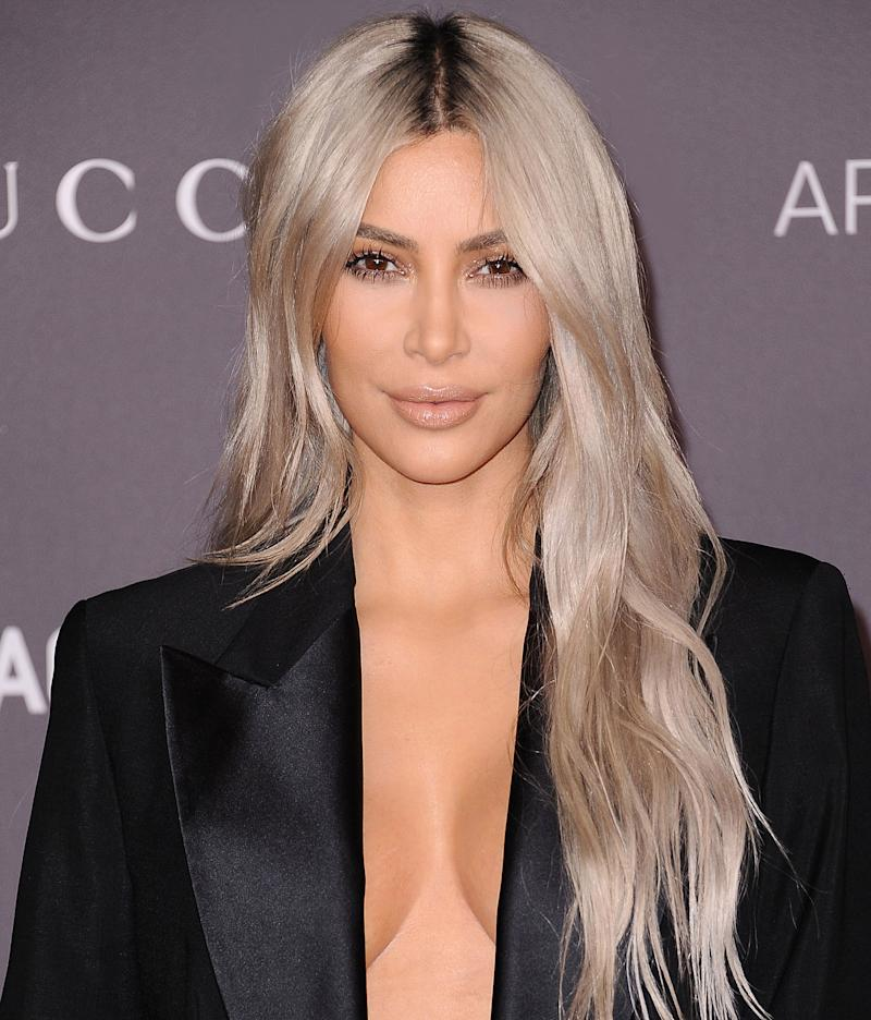 Kim Kardashian Has Been Secretly Wearing Her Next KKW Beauty Launch for Months