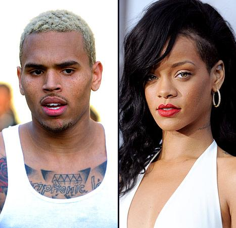 Rihanna, Chris Brown Secretly Meet Up on Yacht for Late Night Party
