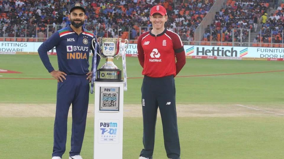 India vs England: Remaining T20Is to be played behind closed-doors