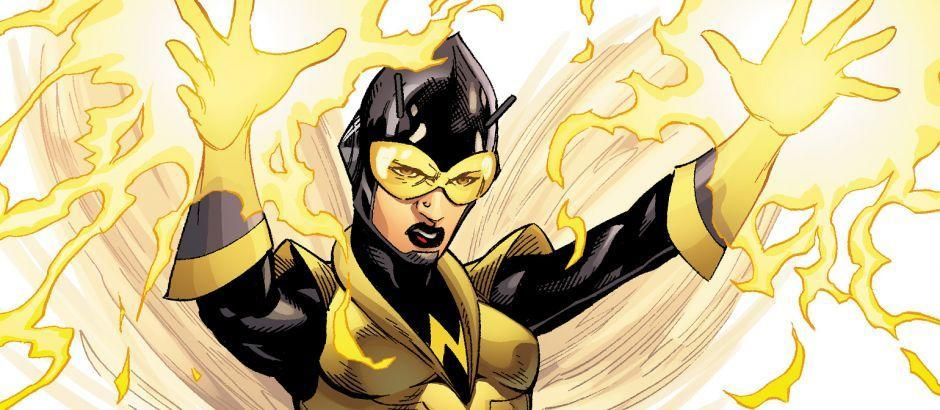 The Wasp from Marvel Comics. (Image: Marvel)