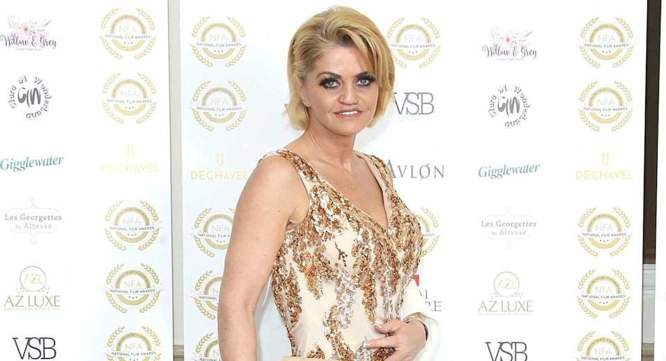 The former soap star announced her diagnosis last September