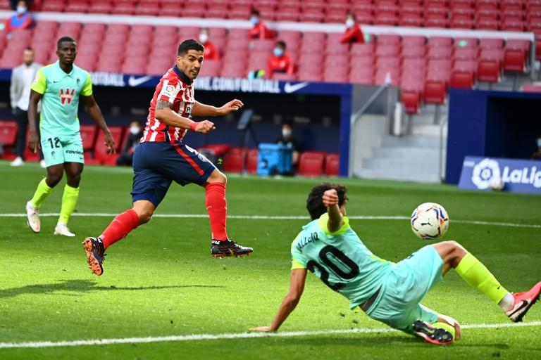 Suarez enjoying new lease of life after stunning Atletico debut