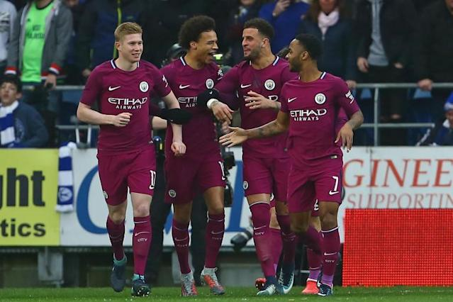 Cardiff City 0 Manchester City 2: Kevin De Bruyne shines as visitors breeze into FA Cup fifth round