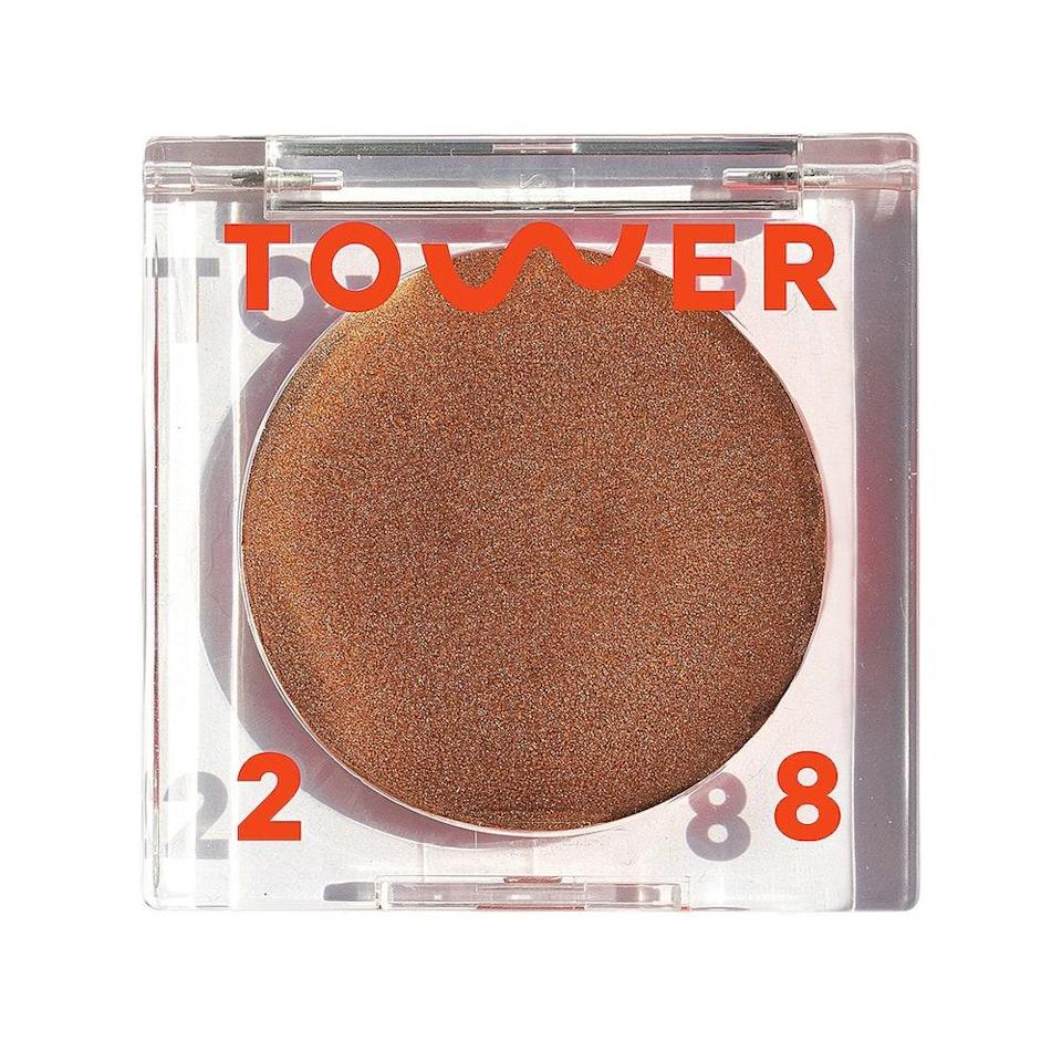 """<p>Tower 28 is all about makeup designed for sensitive skin, which means its lineup of cream blushes, bronzers, and lip glosses are made with skin-soothing ingredients like green tea, aloe vera, and <a href=""""https://www.allure.com/gallery/best-facial-oils-for-acne?mbid=synd_yahoo_rss"""" rel=""""nofollow noopener"""" target=""""_blank"""" data-ylk=""""slk:rosehip oil"""" class=""""link rapid-noclick-resp"""">rosehip oil</a>. As a result, they never cake, settle into textured areas, or, most importantly, exacerbate existing skin issues. As someone who has suffered from <a href=""""https://www.allure.com/gallery/how-to-treat-eczema?mbid=synd_yahoo_rss"""" rel=""""nofollow noopener"""" target=""""_blank"""" data-ylk=""""slk:severe eczema"""" class=""""link rapid-noclick-resp"""">severe eczema</a> her entire life, founder <a href=""""https://www.allure.com/story/amy-liu-my-beauty-break-interview?mbid=synd_yahoo_rss"""" rel=""""nofollow noopener"""" target=""""_blank"""" data-ylk=""""slk:Amy Liu"""" class=""""link rapid-noclick-resp"""">Amy Liu</a> has gone to extensive lengths to ensure that <em>everyone</em> can have fun with their beauty routine. </p> <p>So far there is one skin-care-focused product, the <a href=""""https://shop-links.co/1736290031992190481"""" rel=""""nofollow noopener"""" target=""""_blank"""" data-ylk=""""slk:SOS Save.Our.Skin Daily Rescue Facial Spray"""" class=""""link rapid-noclick-resp"""">SOS Save.Our.Skin Daily Rescue Facial Spray</a>, which earned the <a href=""""https://nationaleczema.org/eczema-products/"""" rel=""""nofollow noopener"""" target=""""_blank"""" data-ylk=""""slk:National Eczema Association's Seal of Acceptance"""" class=""""link rapid-noclick-resp"""">National Eczema Association's Seal of Acceptance</a>. Liu previously told <em>Allure</em> that it's the only non-topical and non-oral product that keeps her flare-ups in check. While <em>Allure</em> senior commerce writer Sarah Han doesn't deal with eczema, she was all but dousing her skin with the mist all winter long to calm her heater-induced redness.</p> <p><strong>Star Product:</strong> <a href=""""https://shop-links.co/"""