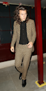 <p>Harry wore this Gucci suit to a Miu Miu party in London. TBH, he was just getting warmed up!</p>