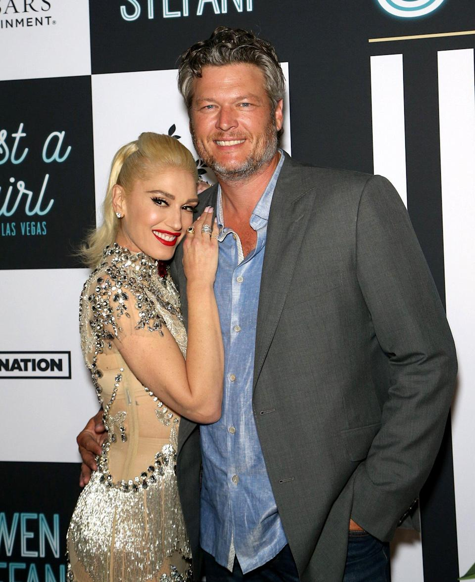 Blake Shelton and Gwen Stefani Are Engaged! Everything They've Said About Their Romance