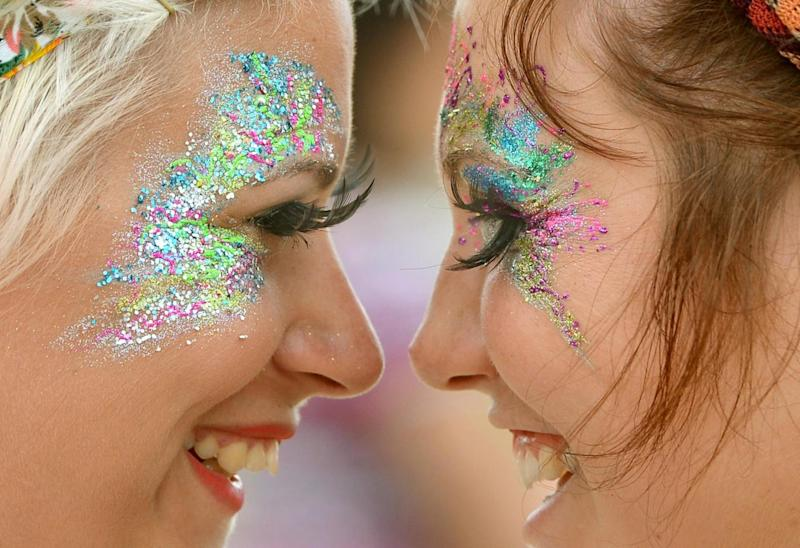 Glastonbury festivalgoers (PA Archive/PA Images)