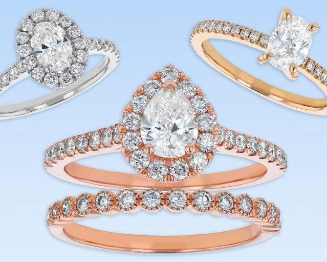 Sam S Club Launches A Bridal Collection Of Engagement Rings And