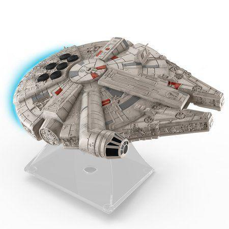 """<p><strong>Star Wars</strong></p><p>walmart.com</p><p><strong>$42.99</strong></p><p><a href=""""https://go.redirectingat.com?id=74968X1596630&url=https%3A%2F%2Fwww.walmart.com%2Fip%2F110157371&sref=https%3A%2F%2Fwww.goodhousekeeping.com%2Fchildrens-products%2Ftoy-reviews%2Fg29419638%2Fbest-toys-gifts-for-9-year-old-boys%2F"""" rel=""""nofollow noopener"""" target=""""_blank"""" data-ylk=""""slk:Shop Now"""" class=""""link rapid-noclick-resp"""">Shop Now</a></p><p>This unique speaker is great for kids and <em>Star Wars</em> fans who want to just hang out at home listening to music. They can connect their device wirelessly via bluetooth and it works from up to 30 feet away. There's even a button that allows the speaker to <strong>light up while music's playing for fun visual effects</strong>. There's even an option to connect your device with the aux input, but you'll just need a cable for that. <em>All ages</em></p><p><strong>RELATED</strong>: <a href=""""https://www.goodhousekeeping.com/holidays/gift-ideas/g29624061/star-wars-gifts/"""" rel=""""nofollow noopener"""" target=""""_blank"""" data-ylk=""""slk:The Coolest Star Wars Gifts for Kids and Adults"""" class=""""link rapid-noclick-resp"""">The Coolest Star Wars Gifts for Kids and Adults</a></p>"""