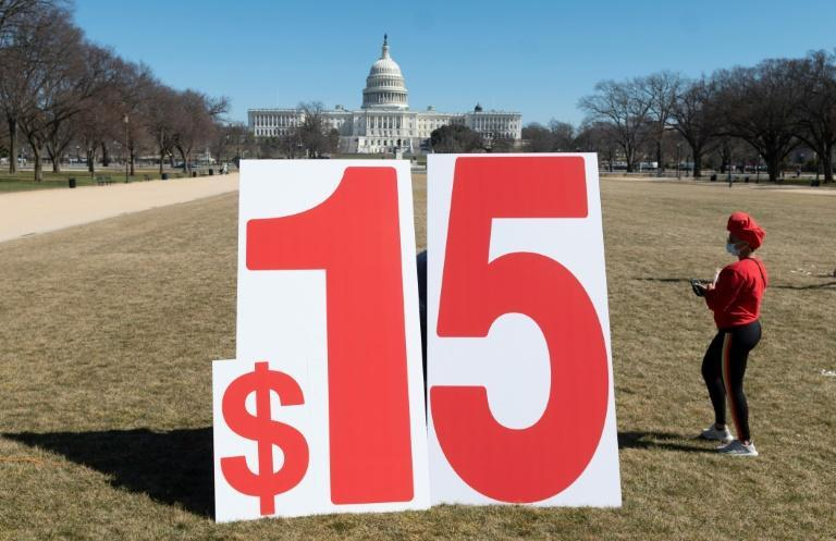 Efforst to raise the US minimum wage to $15 an hour have not advanced in Congress, but more companies are still lifting wages to that range
