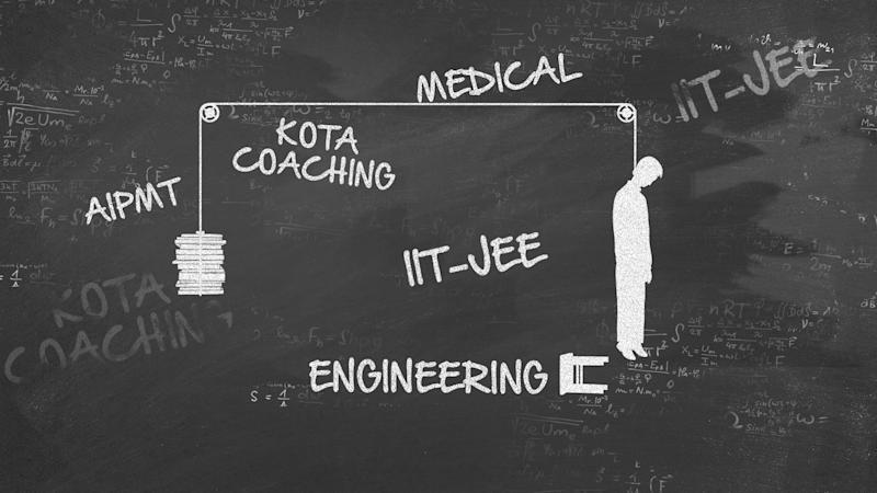 IIT Aspirant in Kota Fails to Qualify for JEE-Advanced, Kills Self