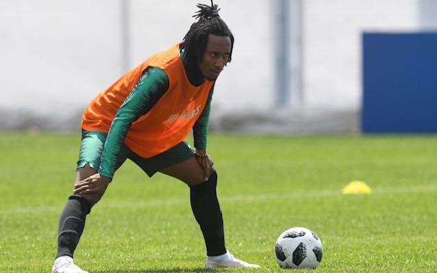 Everton want to sign the Sporting Lisbon winger Gelson Martins, one of a number of players who cancelled his contract at the club this week, as well as the highly-rated young Ajax defender Matthijs De Ligt. The future of Martins, 23, part of Portugal's World Cup squad, is unclear with such widespread unhappiness at Sporting but he is likely to be available this summer. He is one of the club's key targets identified by Marcel Brands, the new sporting director, and manager Marco Silva, who have not yet added a new player to the squad. There will be a lot of competition for Martins, especially if he is successful at freeing himself from his contract. There are a number of Premier League clubs, including Liverpool, Arsenal and Tottenham Hotspur who have expressed an interest. It will be the same with De Ligt, 18, a centre-back who has also been scouted by leading Premier League clubs including Manchester City and could potentially cost as much as £50 million if any of the big hitters are able to agree a deal for him. De Ligt is now represented by the Dutch-Italian agent Mino Raiola who has a glittering roster of clients including Paul Pogba, Zlatan Ibrahimovic and Henrikh Mkhitaryan. The teenager was thrown into Holland's qualifying campaign early in his career and struggled in their defeat to Bulgaria but impressed in the win over England in March. Matthijs De Ligt (R) in action for Holland earlier this month Credit: AFP As for City, they are expected to focus their efforts this summer on signing a winger and a holding midfielder. Both targets are ambitious for Everton, and potentially expensive, but having played down the club's power in the transfer market it indicates that Brands is prepared to compete for the best young players who may not get gametime at Champions League clubs. Earlier this month the newly appointed Dutchman, formerly at PSV Eindhoven, said that Everton may have to sell players to make room for signings in their budget