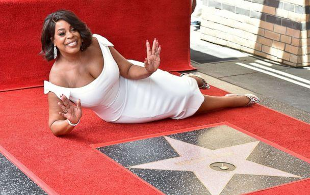PHOTO: Actress Niecy Nash is honored with star on the Hollywood Walk of Fame on July 11, 2018 in Hollywood, Calif. (Axelle/Bauer-Griffin/FilmMagic/Getty Images)