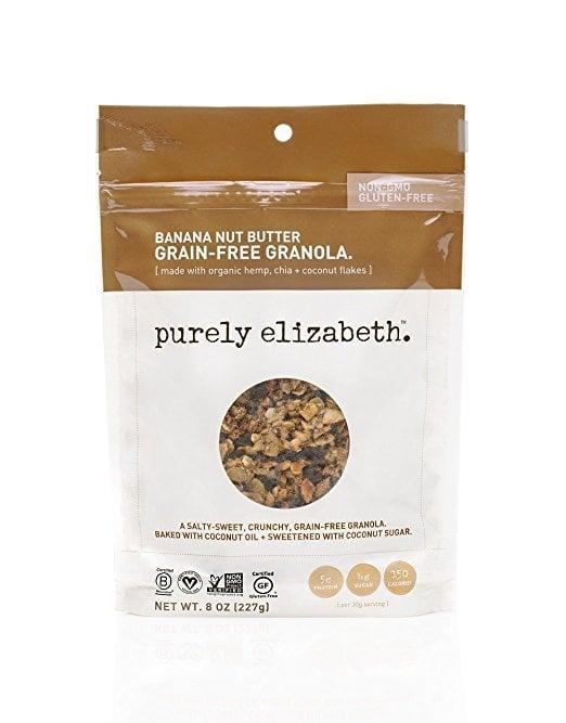 <p>You'll never believe how delicious this banana nut butter <span>Purely Elizabeth Grain-Free & Gluten-Free Granola</span> ($6) tastes. It's good enough to satisfy your craving for sugary cereal in the morning.</p>