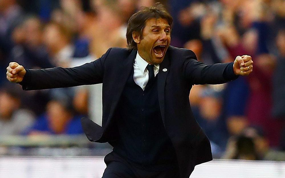 Antonio Conte - Credit: REX FEATURES