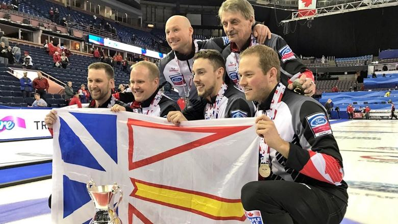 Adam Boland, St. John's Curling Club set for biggest curling season in a decade