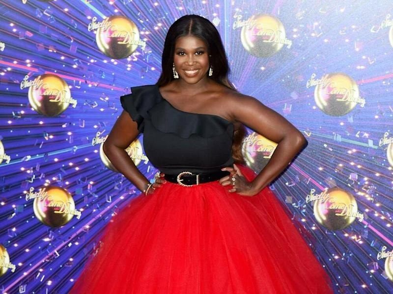 """Motsi Mabuse im August 2019 bei der Launch-Party von """"Strictly Come Dancing"""" (Bild: imago images / PA Images/ MattxCrossick)"""