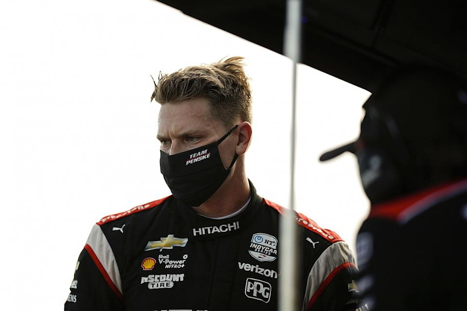 Newgarden won't change approach for title decider