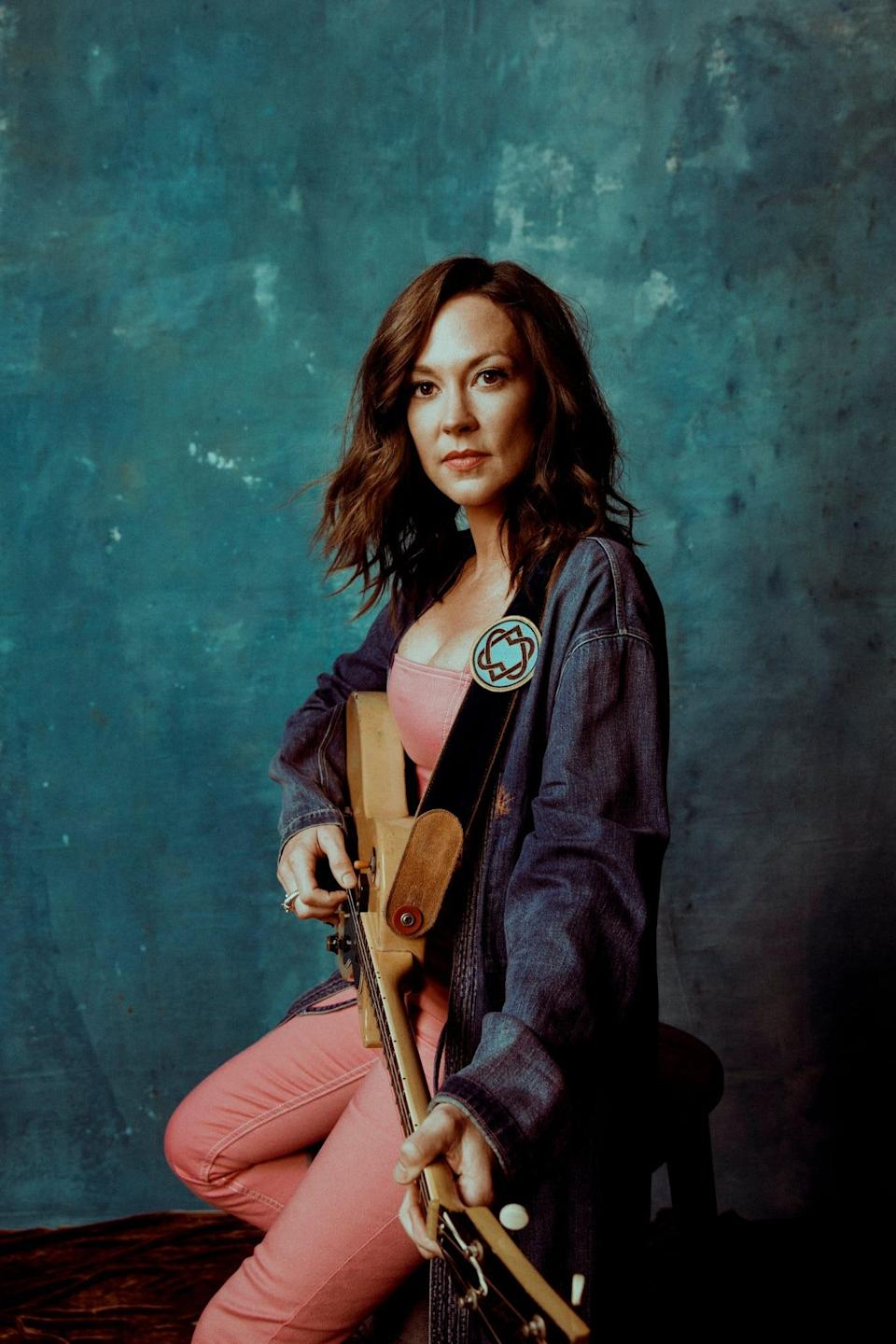 """On """"Our Problem,"""" singer Amanda Shires captures the difficult conversation women share as one of them grapples with ending a pregnancy."""