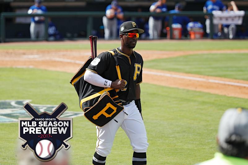 Can Andrew McCutchen get back on track in 2017? Pirates sure hope so. (Getty Images)