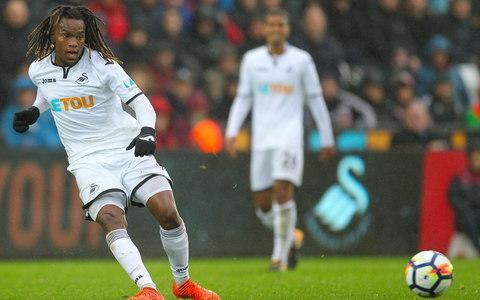 The signing of Renato Sanches was billed has a huge coup for SwanseaCredit: Getty images
