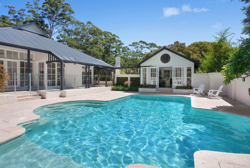 Inside Sophie Monk's $2.3 million Matcham, Central Coast pad. Source: Realestate.com