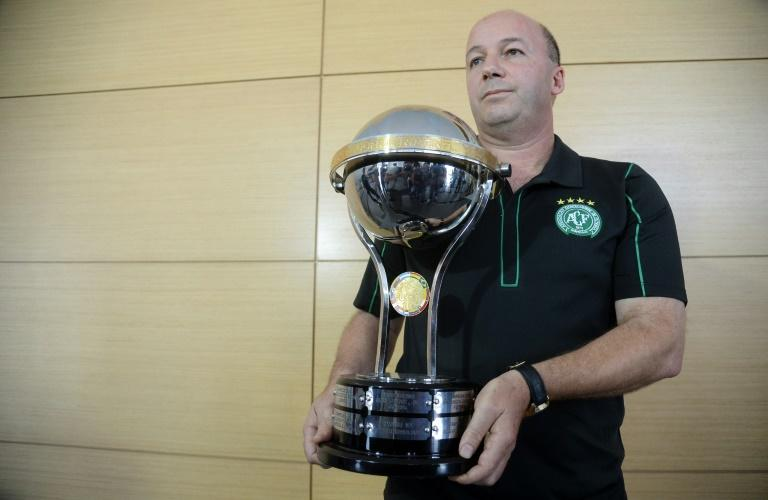 Brazilian football club Chapecoense were awarded the Copa Sudamericana title after 19 of their players died on the way to the first leg of the competition's final in 2016