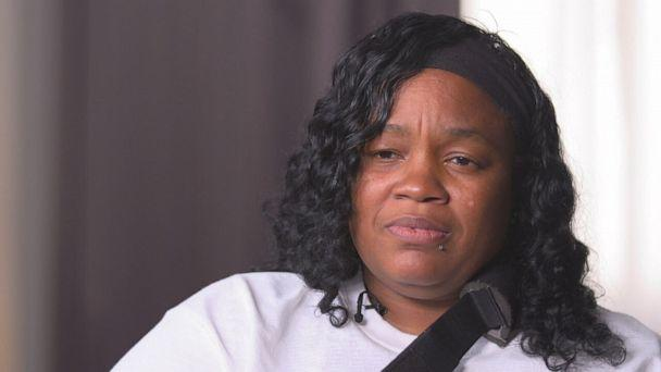PHOTO: Taylor's mother, Tamika Palmer, continues to seek justice for her death. (ABC)
