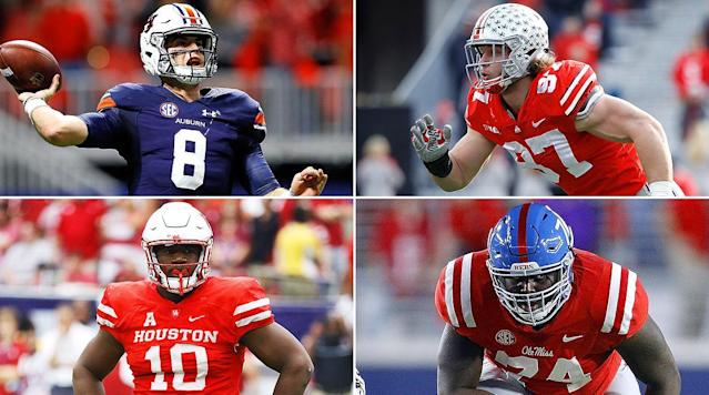 2019 NFL Mock Draft: A Very Early Look at the Potential Top 10 Picks