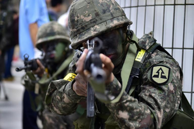 Pyongyang views the annual US-South Korea 'Ulchi Freedom Guardian' war games as a highly provocative rehearsal for an invasion of its own territory, and threatens strong military counteraction each year