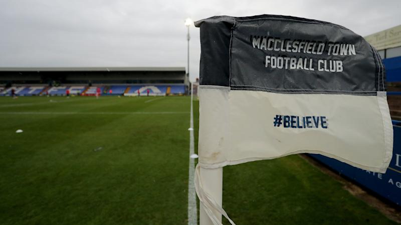Macclesfield expelled from National League