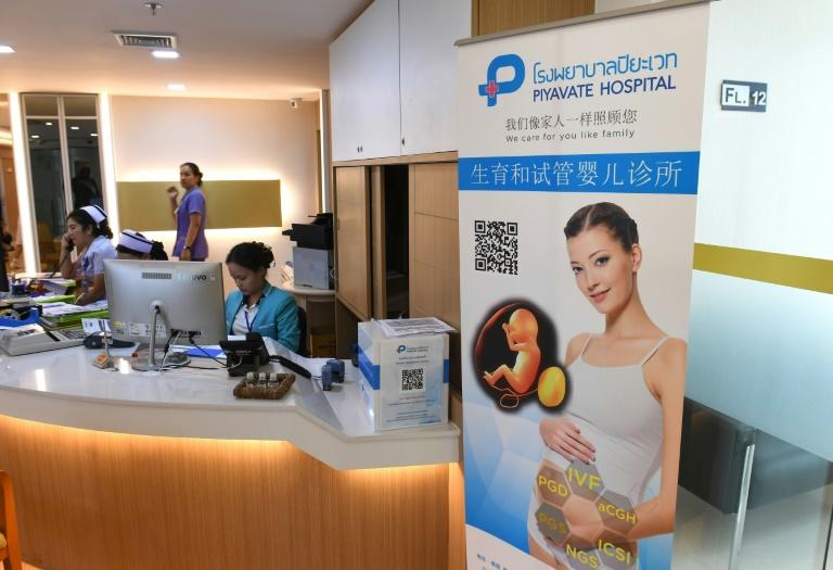 Overseas clinics are adding Mandarin-speaking staff, Chinese-language websites, and increasingly marketing to Chinese seeking a second or even third child