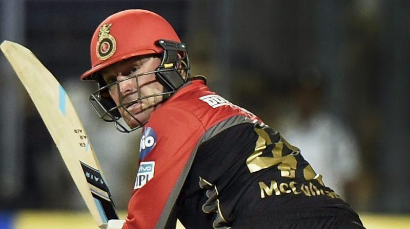 KKR need a backup opener and McCullum will be a perfect fit